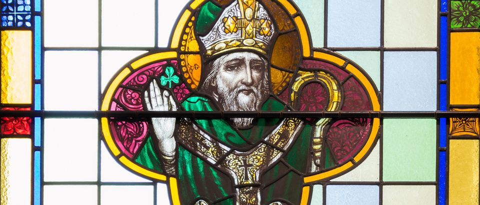 St. Patrick. (Shutterstock/Thoom)