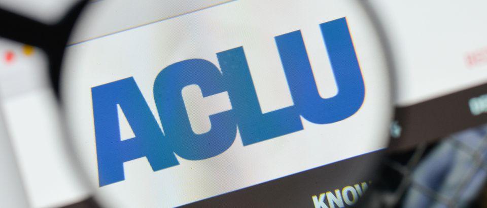 ACLU logo. Shutterstock