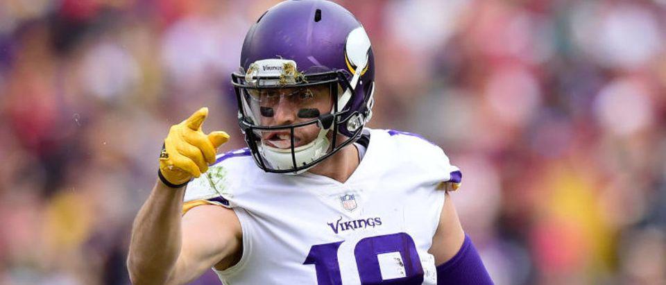 Minnesota Vikings v Washington Redskins
