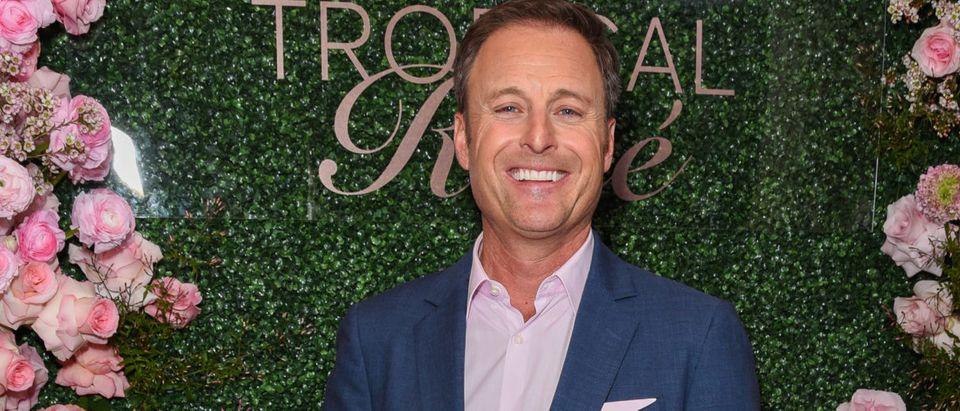Chris Harrison hosts Seagram's Escapes Tropical Rosè Launch Party