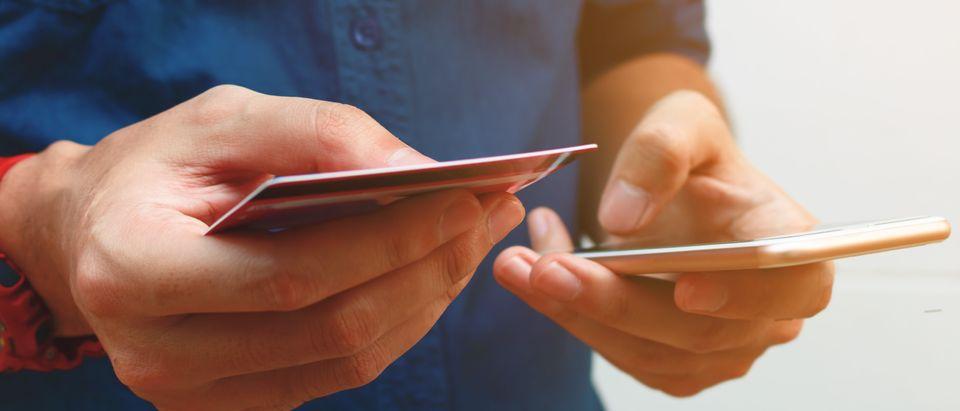 Debit Card. Shutterstock