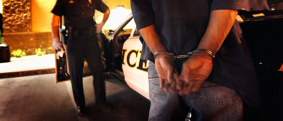 Tucson Police Work In The City's Predominately Hispanic South Side