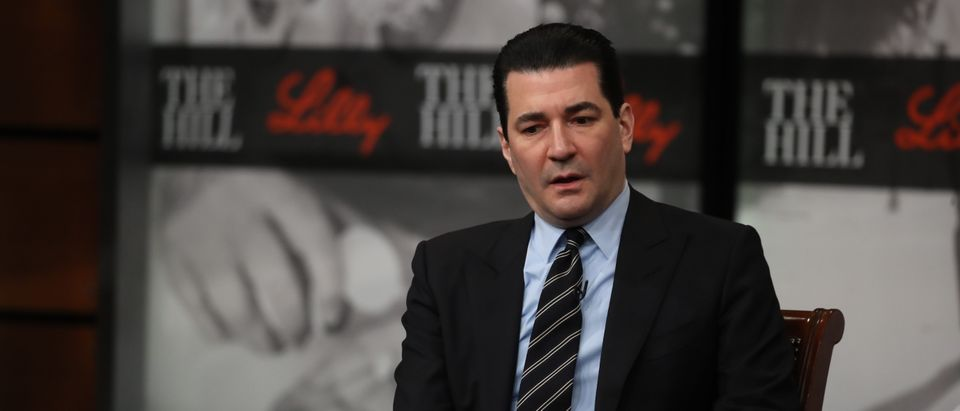 FDA Commissioner Scott Gottlieb Speaks At Newseum On Patient Access To Innovation