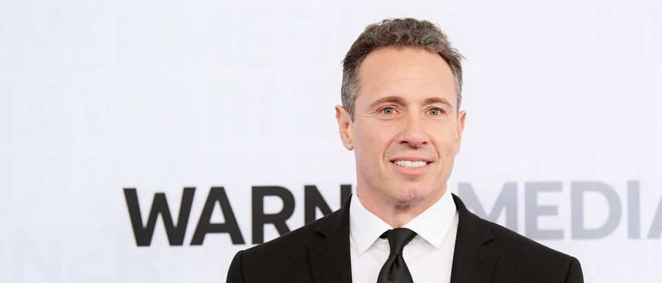 Chris Cuomo of CNN's Cuomo Prime Time attends the WarnerMedia Upfront 2019 arrivals on the red carpet at The Theater at Madison Square Garden on May 15, 2019 in New York City. 602140 (Dimitrios Kambouris/Getty Images for WarnerMedia)