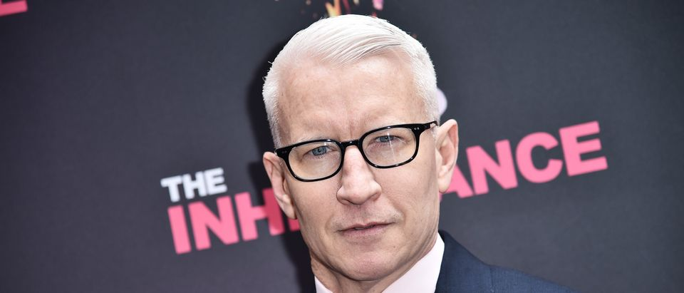 """Anderson Cooper attends """"The Inheritance"""" Opening Night at the Barrymore Theatre on November 17, 2019 in New York City. (Steven Ferdman/Getty Images)"""