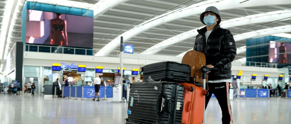 Airlines Cancel Flights As Governments Restrict Travel Due To Coronavirus