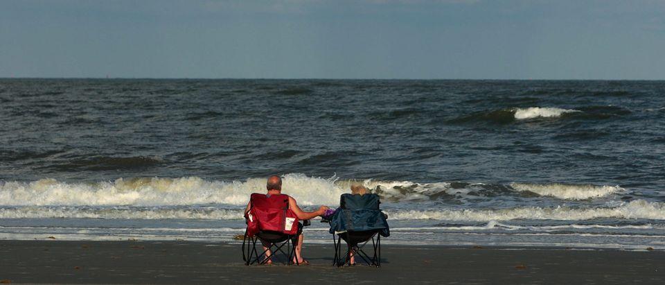 Southern U.S. Coastal States Prepare For Hurricane Hanna