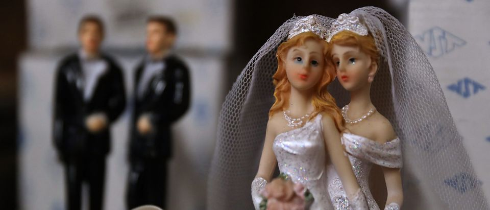 U.S. Supreme Court Hears Civil Rights Case Over Baker Refusing To Make Wedding Cake For Gay Couple