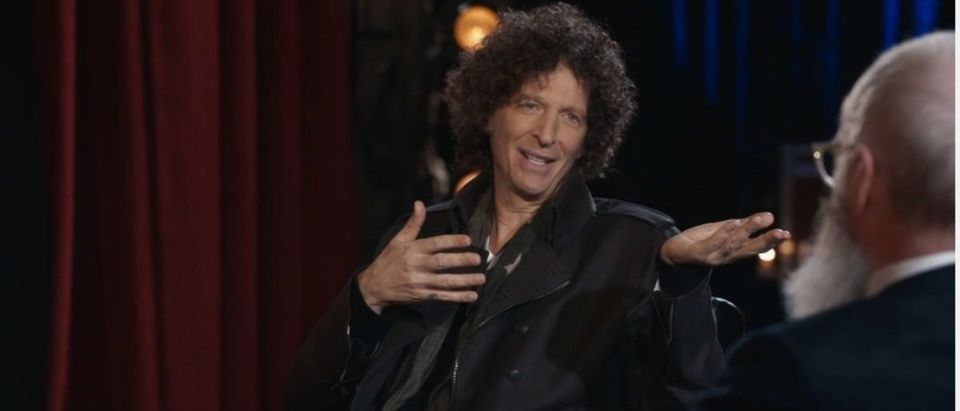 Howard Stern (Photo: YouTube Screenshot)