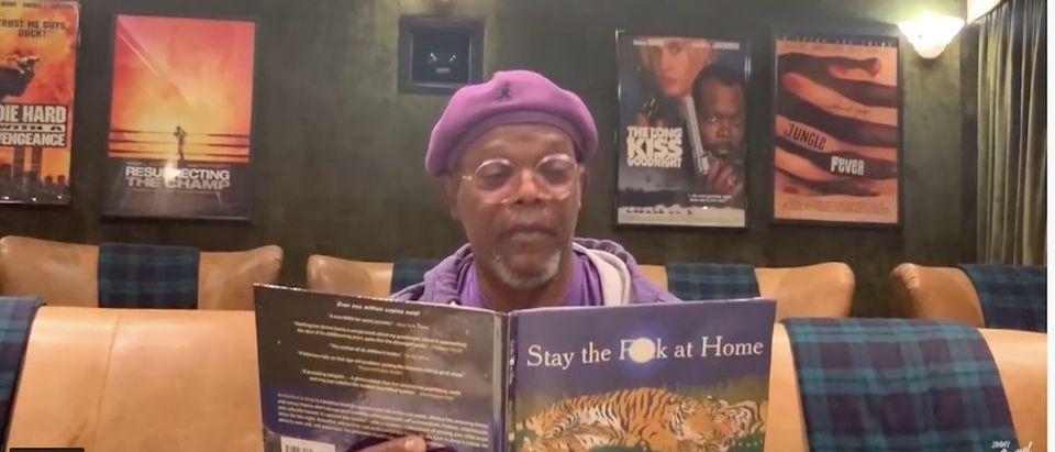 Samuel L. Jackson (Photo: YouTube Screenshot)