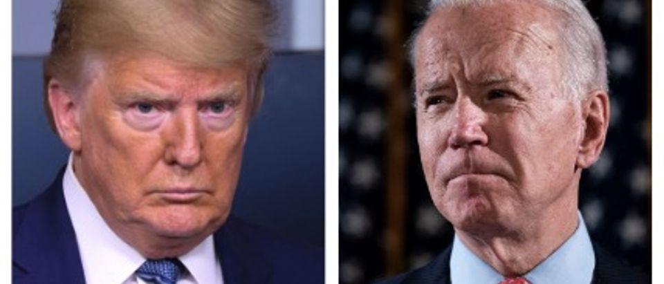 Donald Trump, Joe Biden (Getty Images)