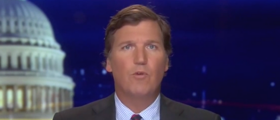 Tucker Carlson reported that the NYT has ignored reports on where the virus originated. (Tucker Carlson Tonight)