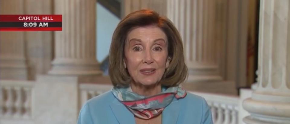 Pelosi blames Republicans for delaying Coronavirus relief