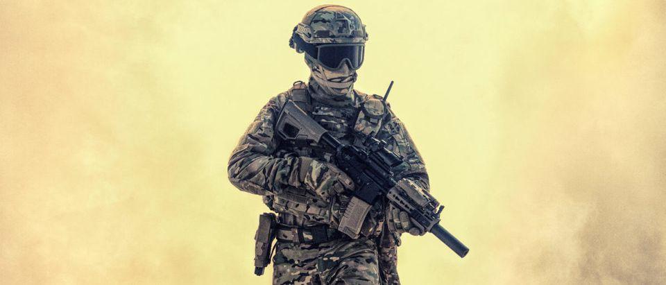 War Montage (Credit: Shutterstock/Getmilitaryphotos)