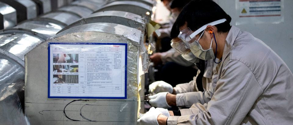 CHINA-HEALTH-VIRUS-ECONOMY-MANUFACTURING