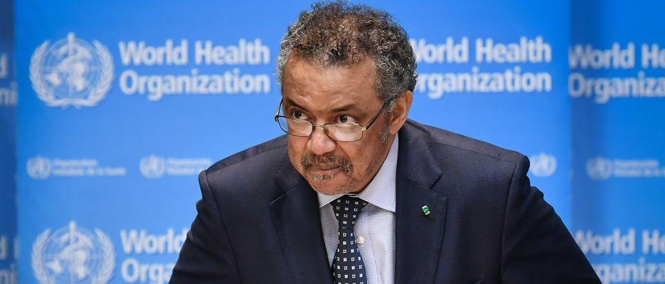 SWITZERLAND-DRCONGO-HEALTH-EPIDEMIC-WHO
