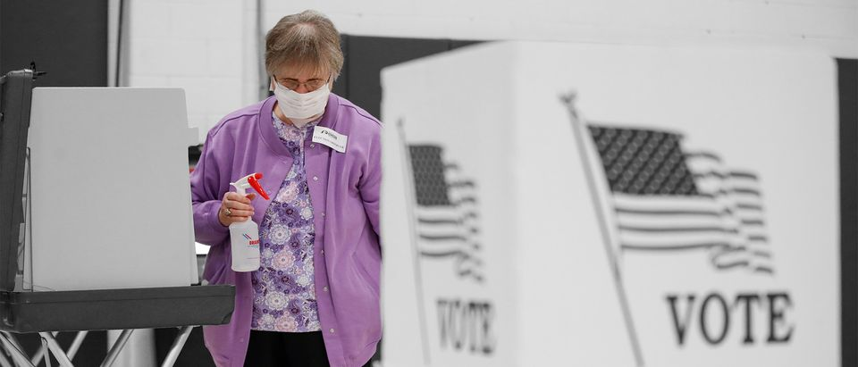 Wisconsin primary voters are headed to the polls. (Daily Caller)
