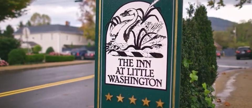 The Inn at Little Washington, coronavirus, virginia