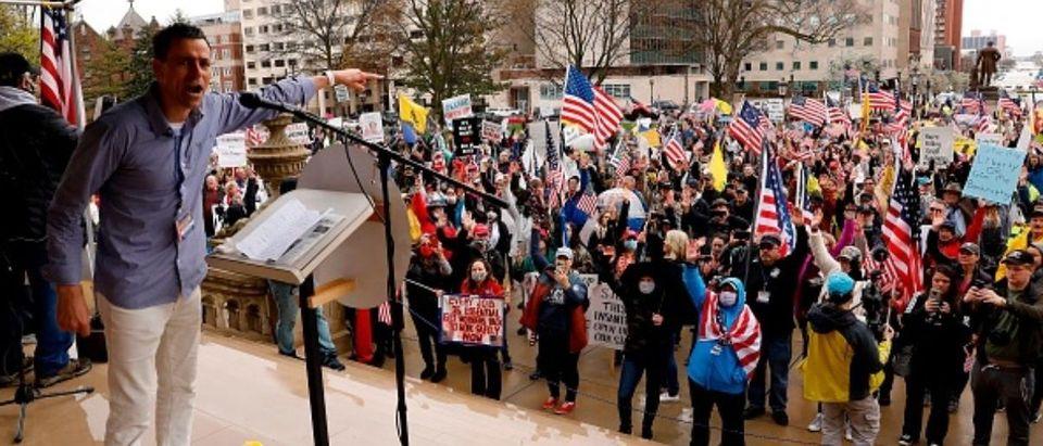 Michigan Protests