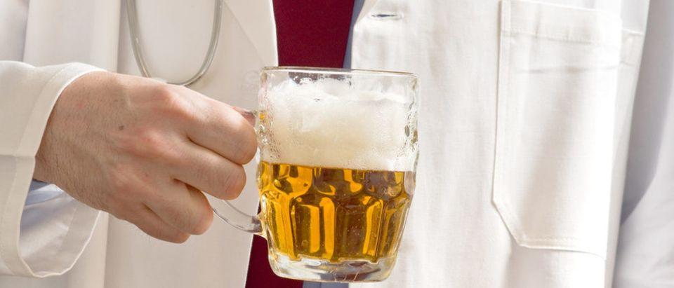 Beer (Shutterstock: igorstevanovic)