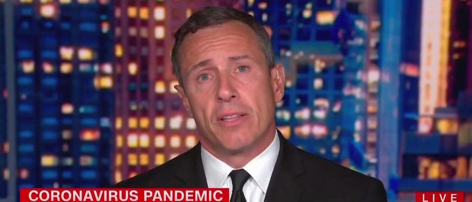 Chris Cuomo calls Trump a demagogue (CNN screengrab)