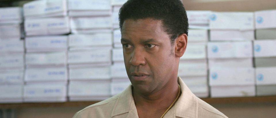 Oscar-winning actor, Denzel Washington (