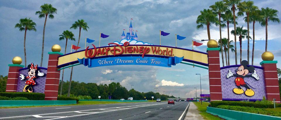 Disney (Credit: Shutterstock/Jerome LABOUYRIE)