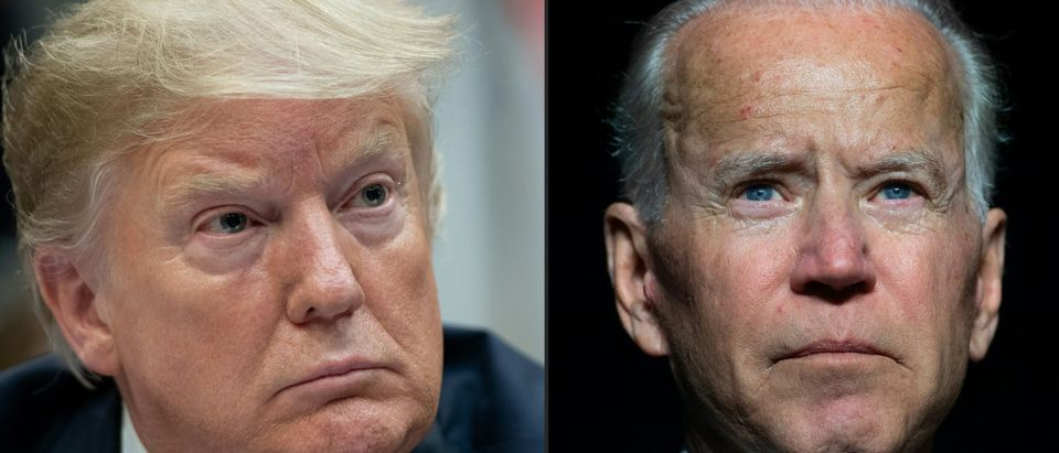 Donald Trump, Joe Biden (SAUL LOEB,JIM WATSON/AFP via Getty Images)