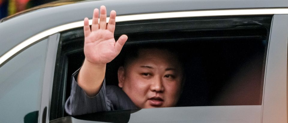 North Korean Leader Kim Jong-un Arrives In Vietnam Ahead Of The U.S.-DPRK Summit