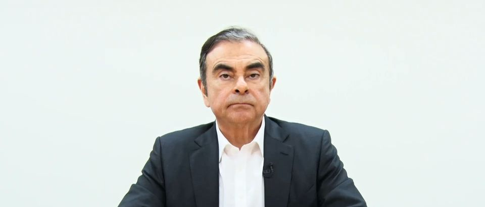 Carlos Ghosn Arrested For Financial Misconduct