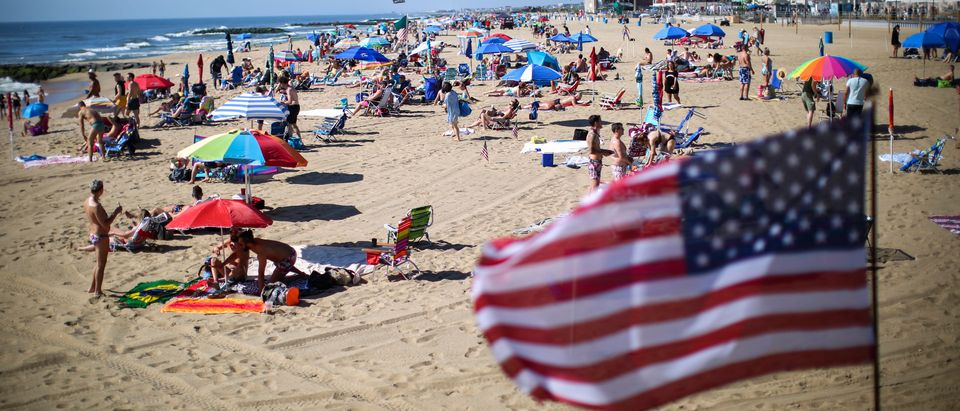 Jersey Shore Beaches Open For Season On Memorial Day Weekend