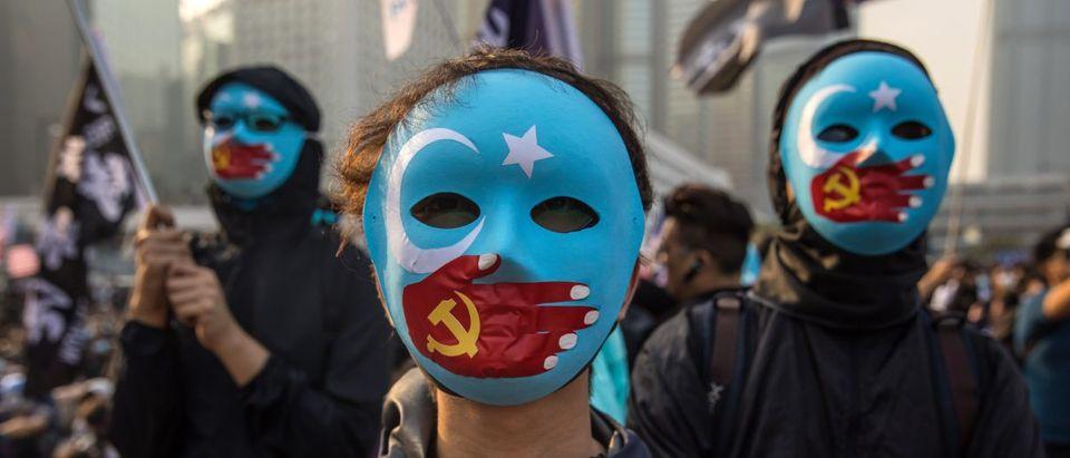 TOPSHOT-HONG-KONG-CHINA-POLITICS-RIGHTS