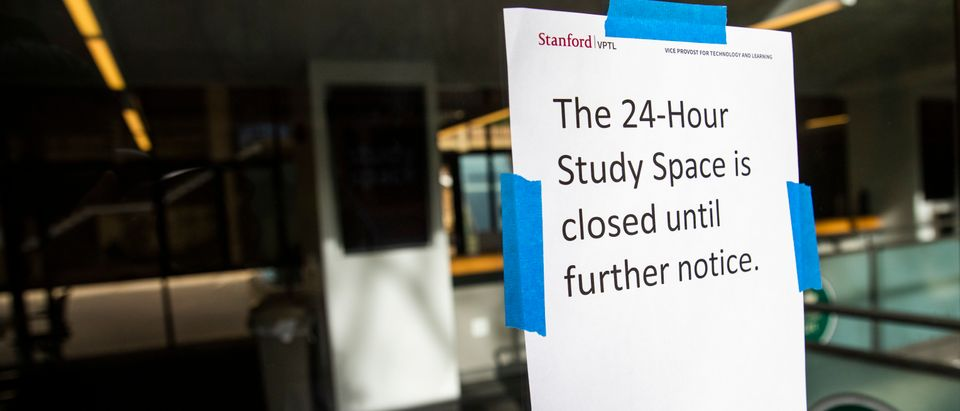 Stanford University Cancels On-Campus Classes After Faculty Member Tests Positive For Coronavirus