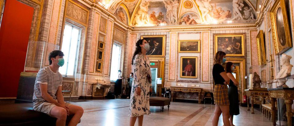 ITALY-HEALTH-VIRUS-CULTURE-MUSEUM