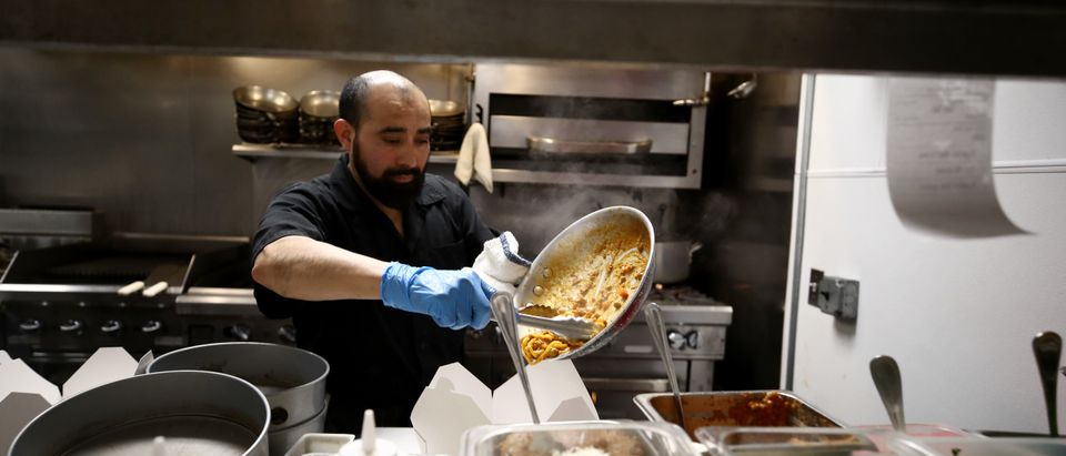 Upscale San Francisco Restaurant Offers Curbside Pickup During Coronavirus Shutdown