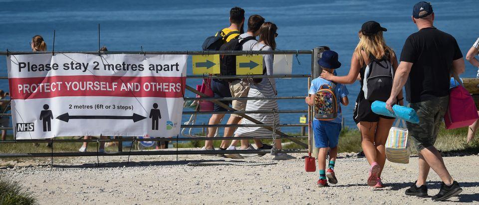 May Bank Holiday In The UK Amid Coronavirus Lockdown