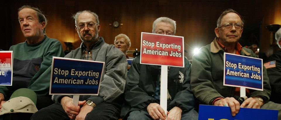 Democrats Speak Out Against Outsourcing Of U.S. Manufacturing Jobs