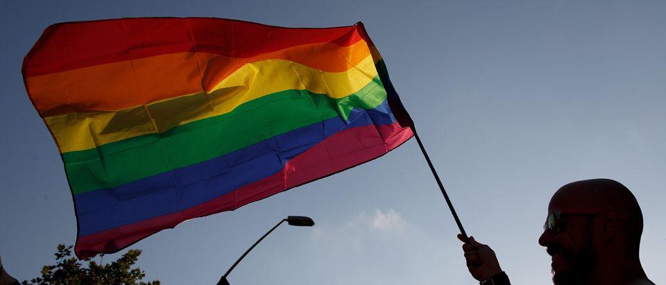 Gay Pride Celebrated In Barcelona