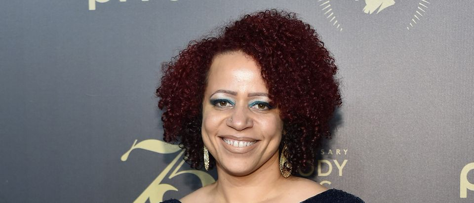 Reporter Nikole Hannah-Jones attends The 75th Annual Peabody Awards Ceremony at Cipriani Wall Street on May 20, 2016 in New York City. (Mike Coppola/Getty Images for Peabody Awards)