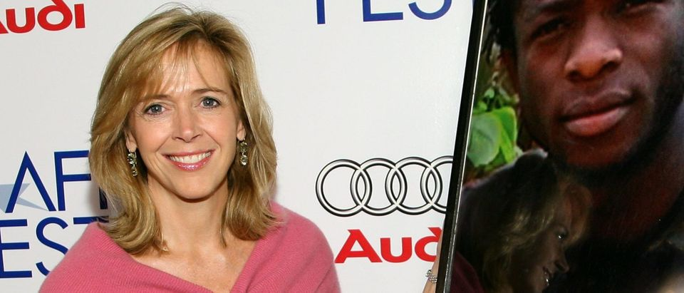 """Producer Linda Vester arrives at the World Premiere of """"Back Home"""" during AFI FEST 2006 presented by Audi held at the LOFT at Arclight Hollywood on November 5, 2006 in Hollywood, California. (Michael Buckner/Getty Images)"""