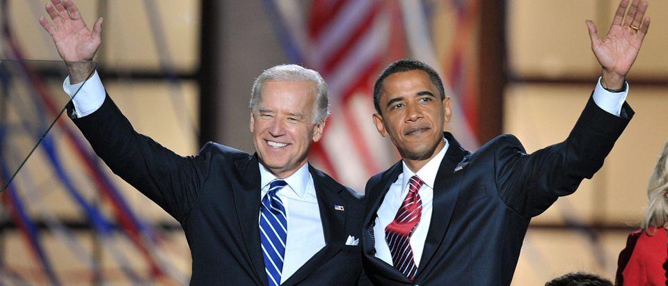 Democratic Presidential candidate Barack