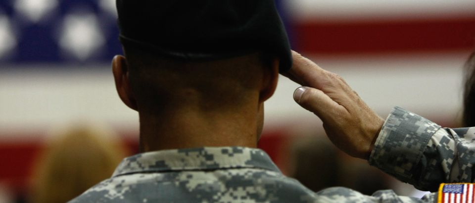 2nd Brigade Combat Team Soldiers Return To Ft. Carson After 1 Year In Iraq