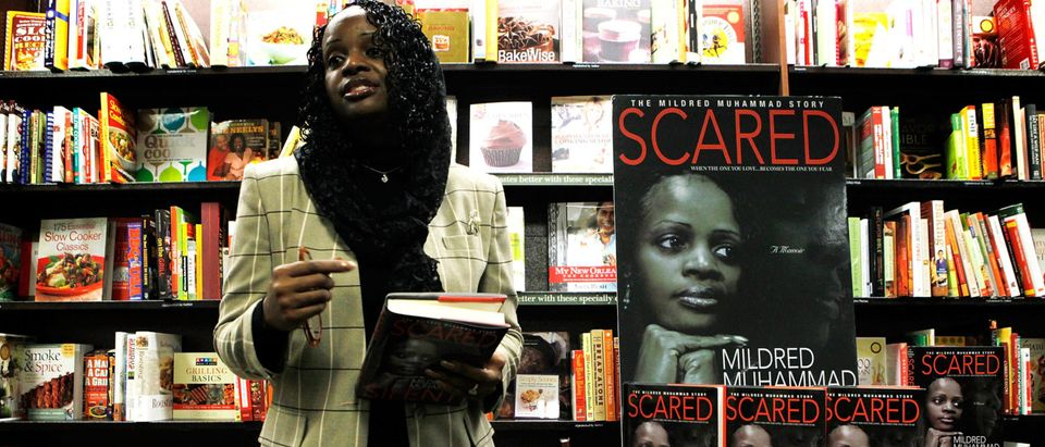 "Wife Of DC Sniper John Muhammad Unveils New Book, ""Scared Silent"""