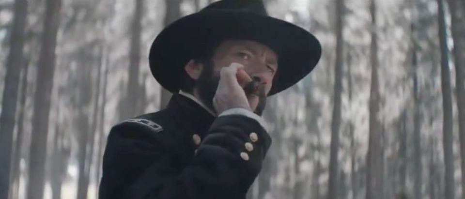 Grant (Credit: Screenshot/Twitter Video https://twitter.com/LeoDiCaprio/status/1262850012301504512)