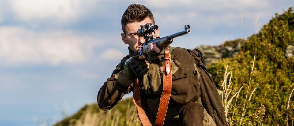 Hunting (Credit: Shutterstock/Body Stock)