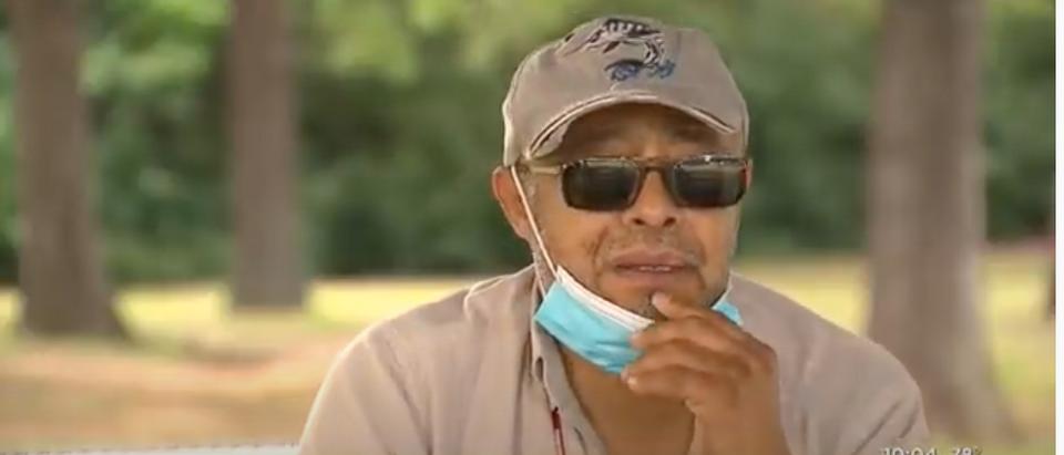 Juan Vaquero. YouTube screen grab
