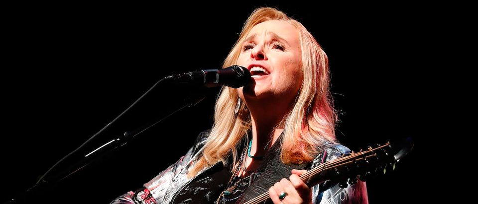 Melissa Etheridge performs at the 2018 National Geographic Awards at GWU Lisner Auditorium on June 14, 2018 in Washington, DC. The award ceremony was part of the week-long National Geographic Exlorers Festival. (Photo by Paul Morigi/Getty Images for National Geographic)