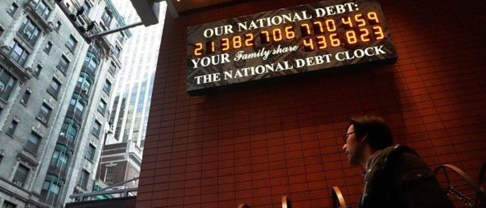 National Debt Story