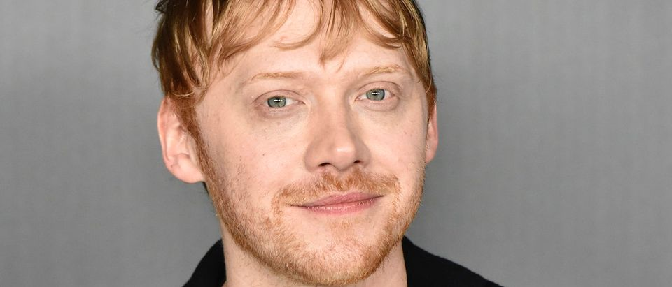 Rupert Grint attends Servant Panel during New York Comic Con at Hammerstein Ballroom on October 03, 2019 in New York City. (Photo by Eugene Gologursky/Getty Images for ReedPOP )
