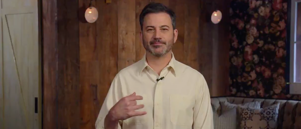 Jimmy Kimmel bashed Trump and his supporters after criticism following a deceptively edited video of Mike Pence. (Screenshot Twitter Jimmy Kimmel)